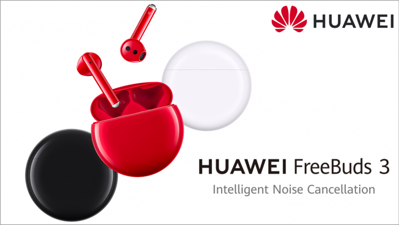 Huawei Launched Freebuds 3 In India With Active Noise Cancellation
