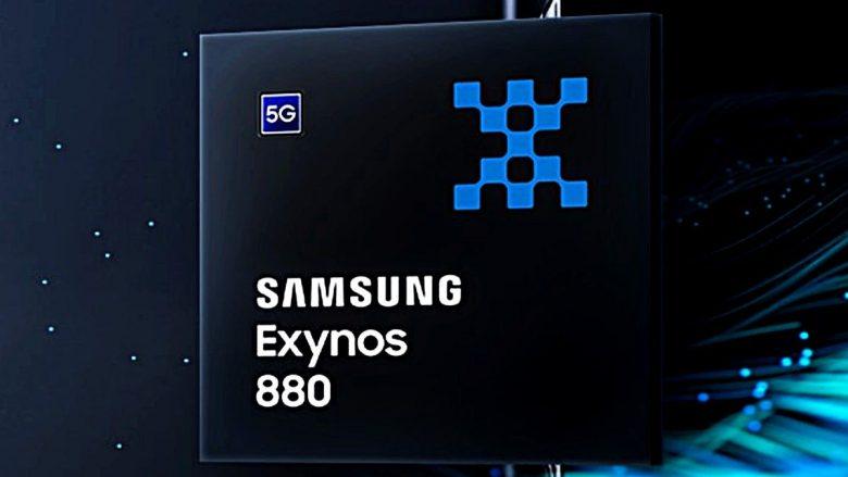 Samsung Exynos 880 SoC