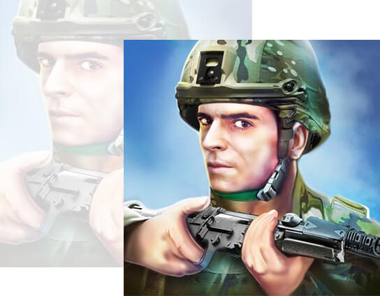 Indian Army Battle Hero: TPS Offline Shooter
